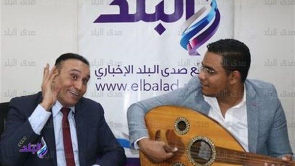 علاء جانب يلقي أبرز