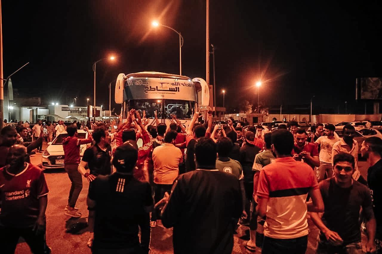 جمهور الاهلى فى السودان (5)