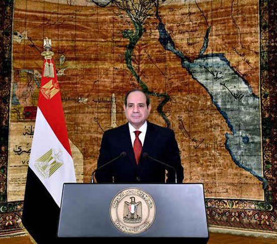 الرئيس عبد الفتاح السيسي (2)