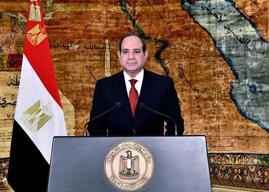 الرئيس عبد الفتاح السيسي (1)