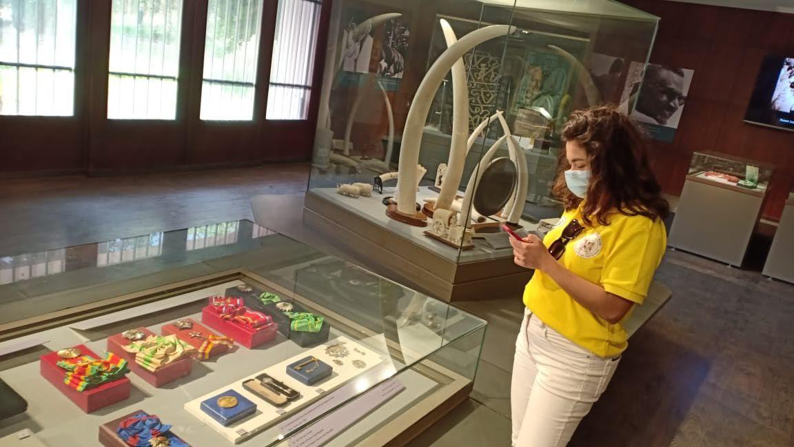 زيارة متحف الزعيم جمال عبدالناصر