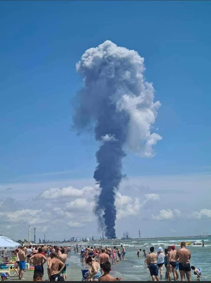 الانفجار
