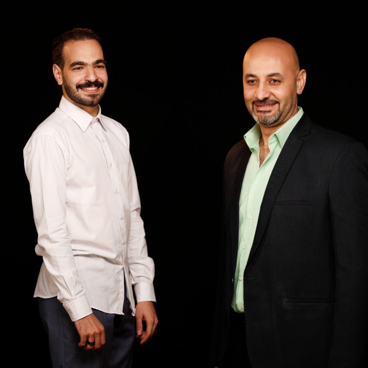 محمد سعيد ومصطفي يوسف