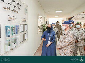 تخريج الدفعة الأولى من مركز تدريب الكادر النسائي للقوات المسلحة - المواطن
