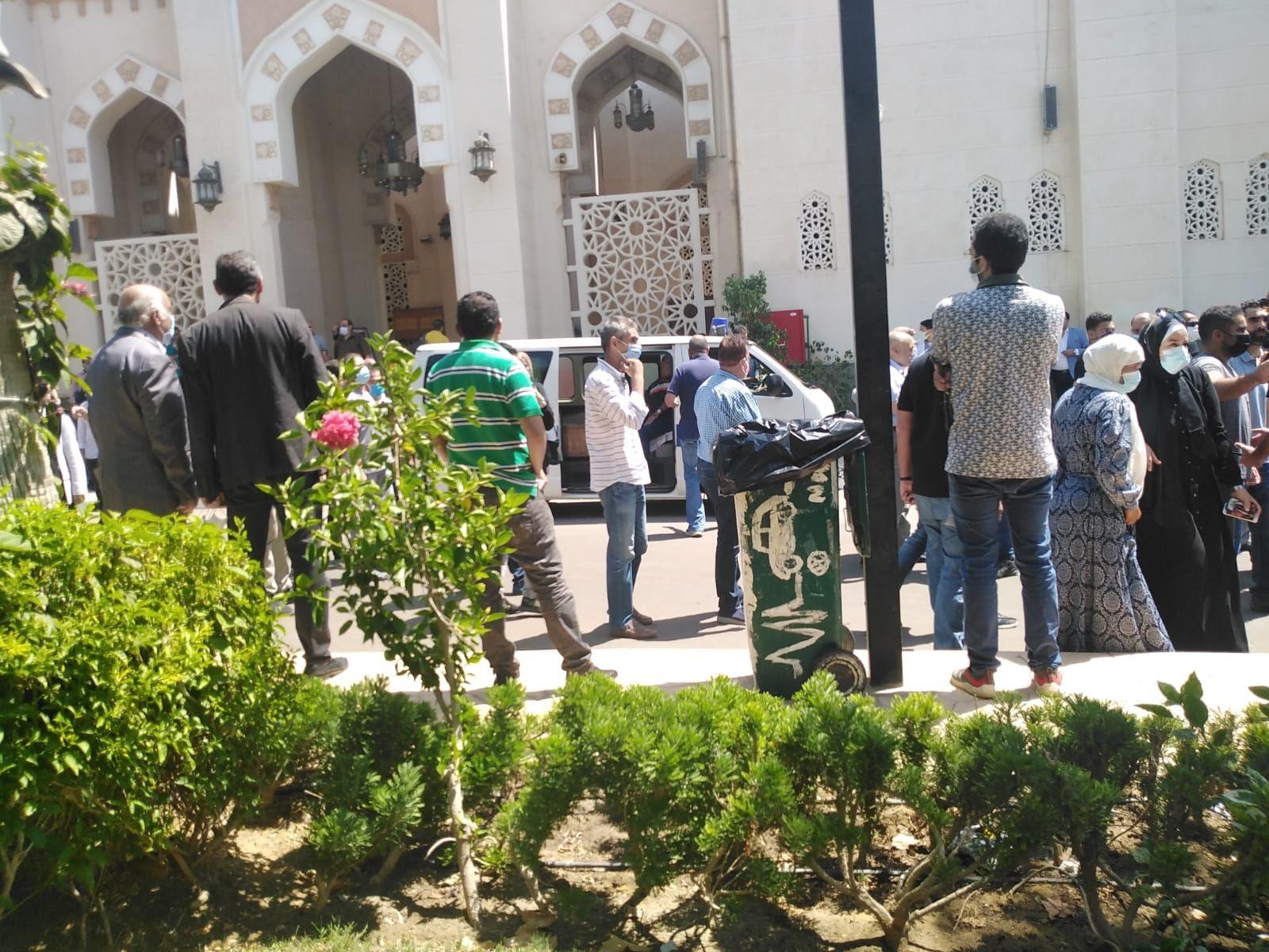 جنازة سمير الملا (2)