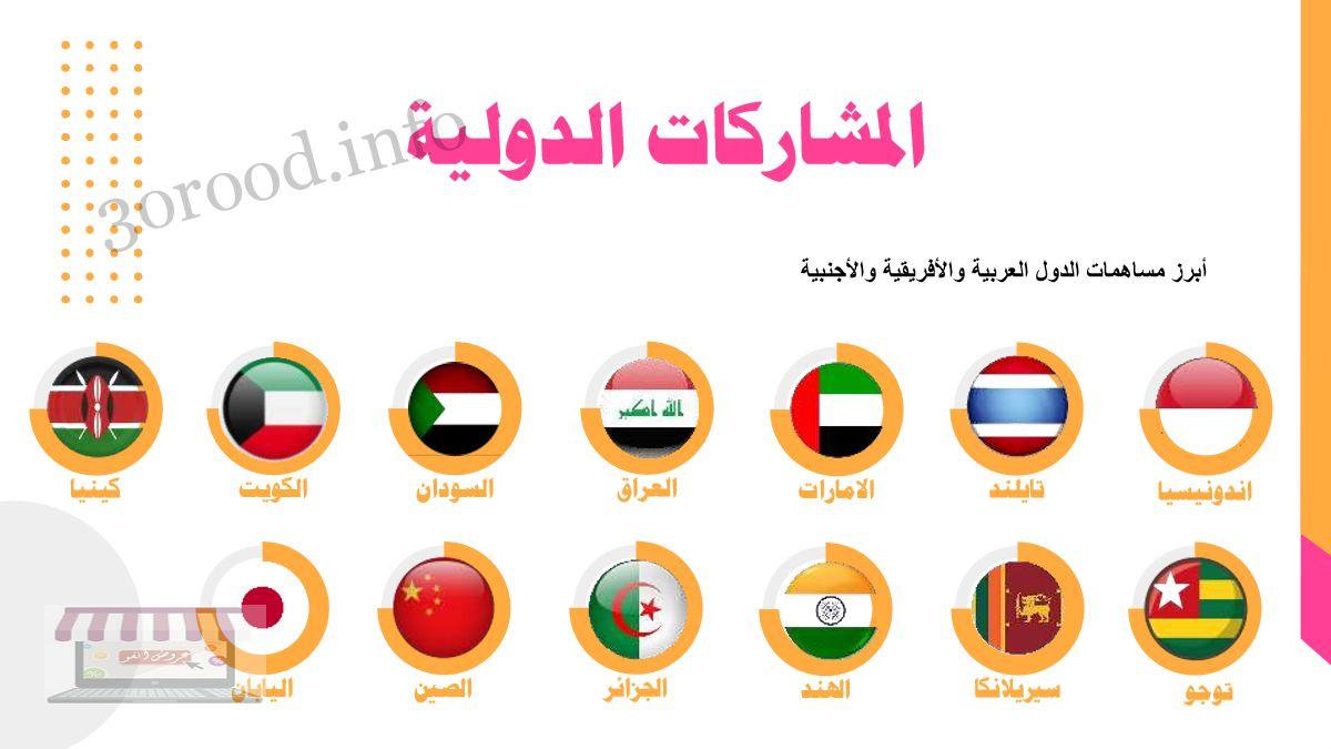 الدول المشاركة فى معرض القاهرة الدولى 2021