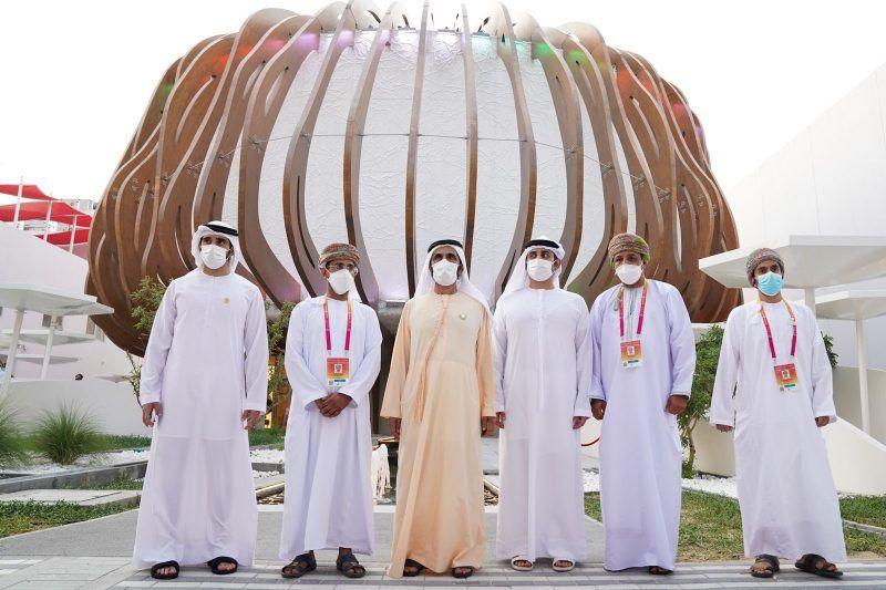 محمد بن راشد يزور جناح السعودية في إكسبو دبي: يعكس رؤية ملهمة للمستقبل - المواطن