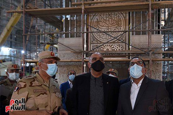 الدكتور مصطفى مدبولى رئيس الوزراء ونظيره الدكتور بشر الخصاونة (7)