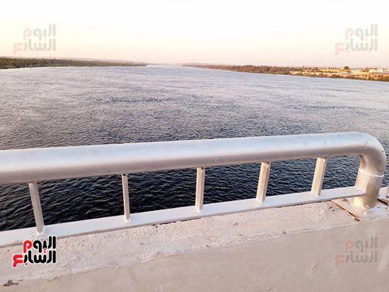 محور كلابشة فوق النيل بأسوان (9)
