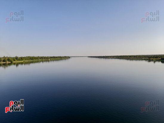 محور كلابشة فوق النيل بأسوان (3)