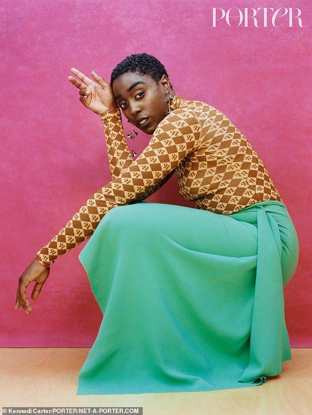 Lashana-Lynch-Says-Phoebe-Waller-Bridge-Enhanced-Her-Black-Feminine-Energy