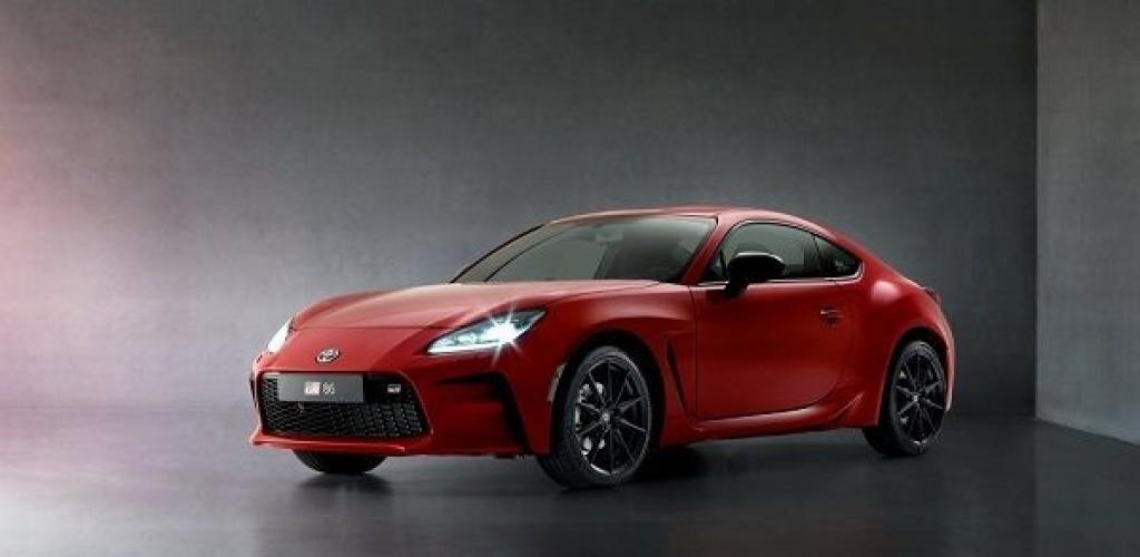 ننشر مواصفات وأسعار سيارة تويوتا GR 86 2022 الجديدة