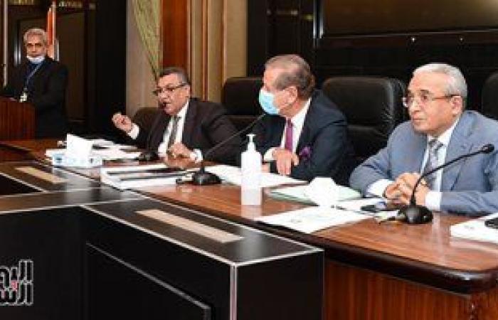 """""""خطة النواب"""" تناقش موازنات التعليم العالى والبترول والتأمين الصحى الأسبوع الجارى"""