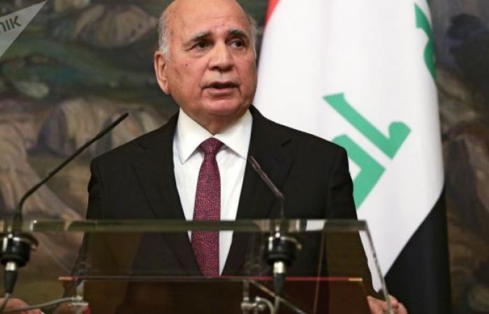"""""""إجراء مباحثات هامة""""... وزير خارجية العراق يتوجه إلى روما"""
