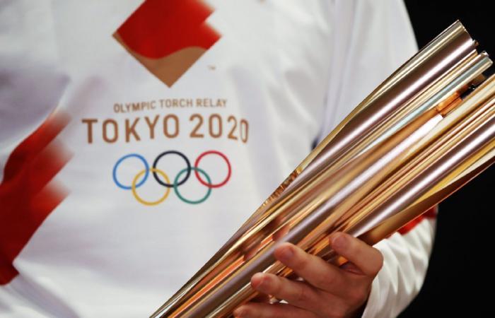 تغيير مسار شعلة الدورة الأولمبية بسبب كورونا