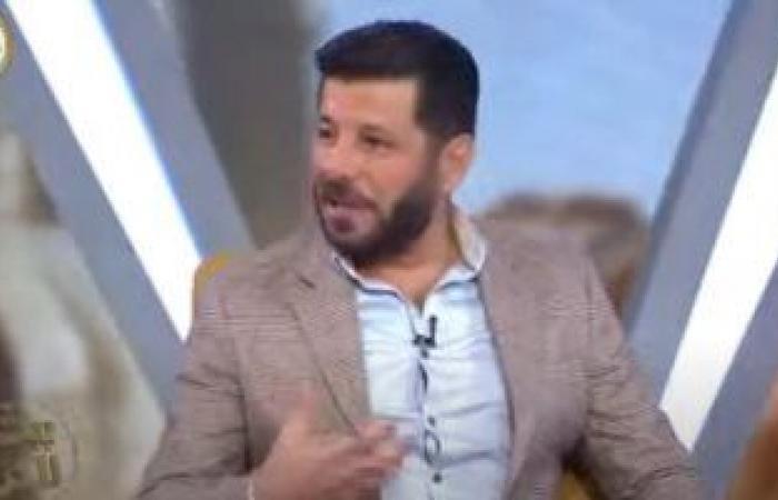 """إياد نصار لـ""""بيت للكل"""": عرفت من أسرة الشهيد محمد مبروك إنه كان بيحبنى كممثل"""