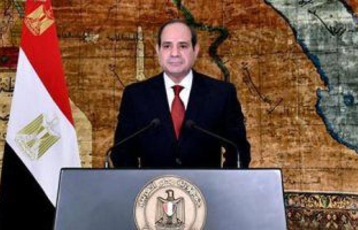 كلمة الرئيس السيسى فى الاحتفال بعيد العمال: العامل المصرى ثروة الوطن الحقيقية