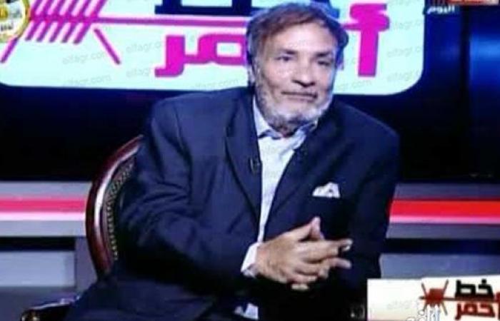 حمدي الوزير يهاجم رواد التواصل بسبب صورة نظرة التحرش الشهيرة