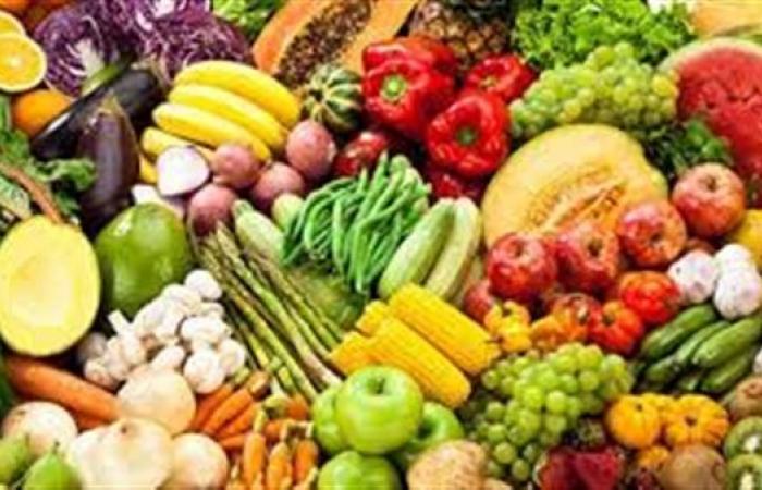 أسعار الخضراوات والفاكهة اليوم السبت 1-5-2021 في سوق العبور