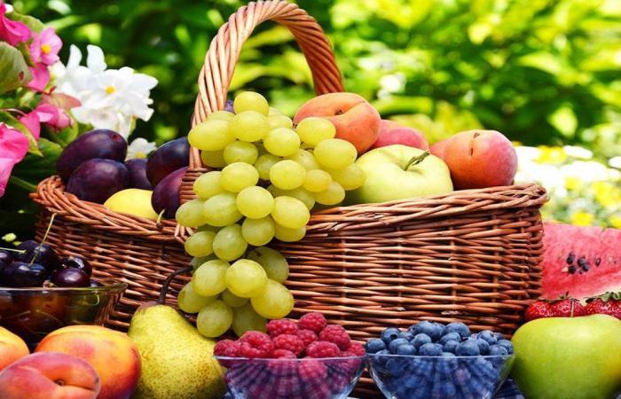 الصحة تُعدّد فوائد قاعدة «4 x5 x6» عند تناول الفواكه والخضراوات
