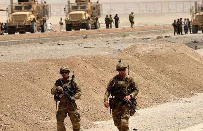 """""""طالبان"""" تلوح باستهداف القوات الأجنبية خلال انسحابها من أفغانستان"""