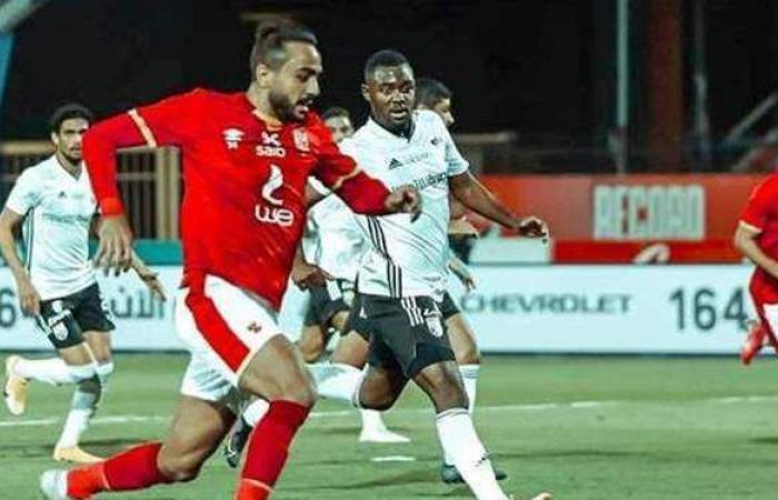 جدول ترتيب الدوري بعد تعادل الأهلي 1/1 مع الجونة