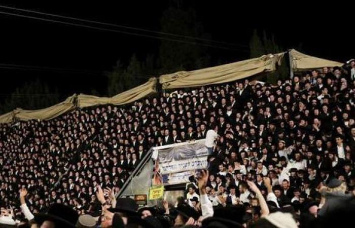 أمريكيون بين قتلى حادث التدافع في جبل الجرمق بإسرائيل