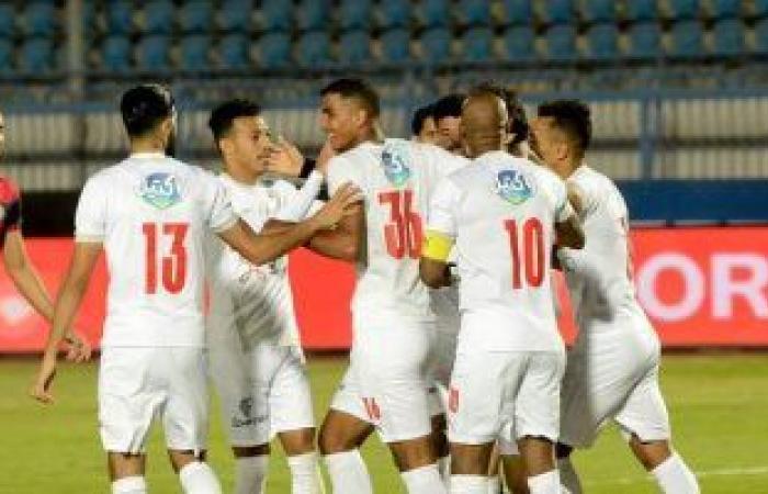 جدول ترتيب الدوري المصري بعد مباريات اليوم الجمعة.. الزمالك يتصدر