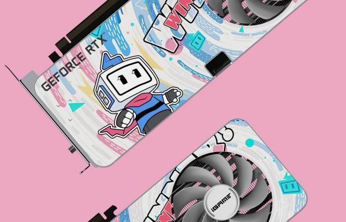 شركة Colorful تعلن عن إصدار محدود من البطاقة GeForce RTX 3060
