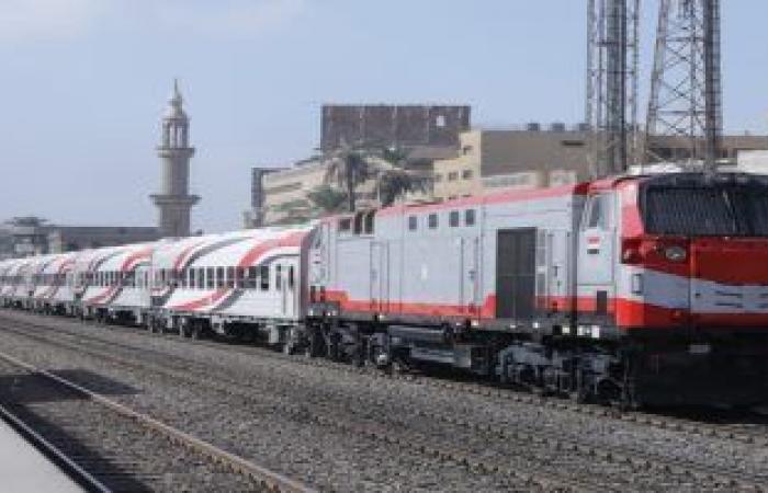 مصر تشهد نقلة كبيرة فى توطين صناعة السكك الحديدية والقطارات الكهربائية