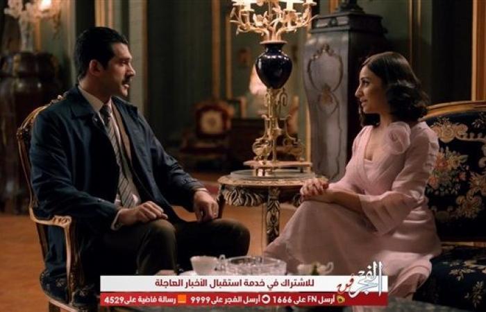 """دينا الشربيني تكتشف جريمة قتل جديدة في """"قصر النيل"""""""