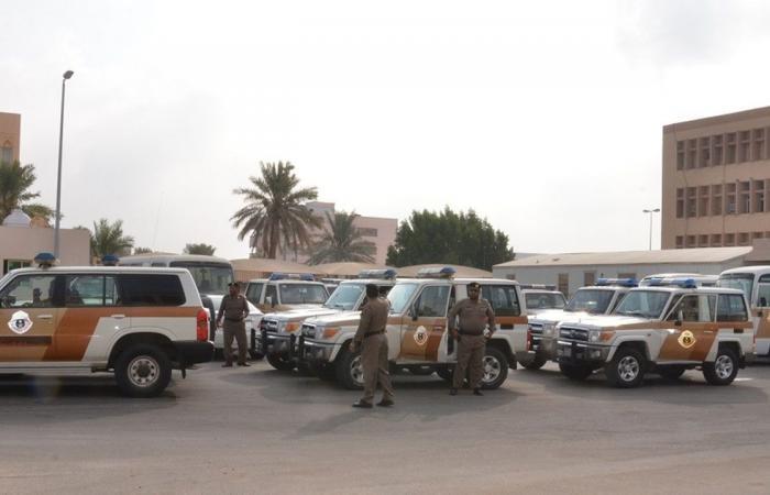شرطة الأحساء تضبط عددًا من المواطنين خالفوا الإجراءات الاحترازية والحد من التجمعات