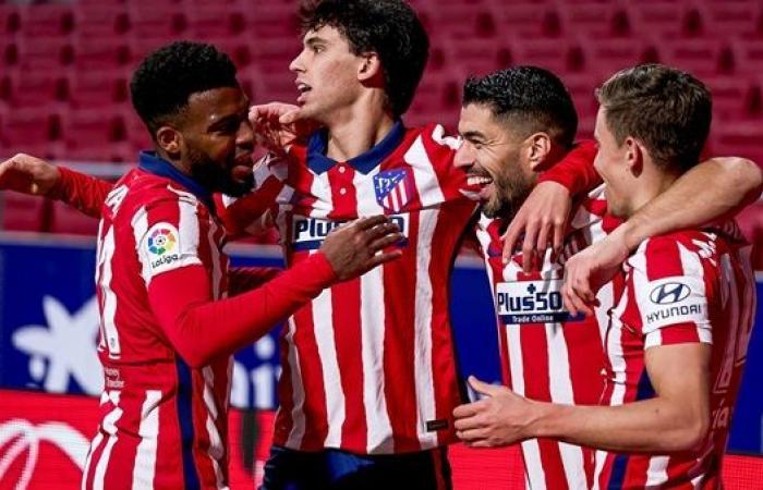 موعد مباراة أتلتيكو مدريد المقبلة في الدوري الإسباني
