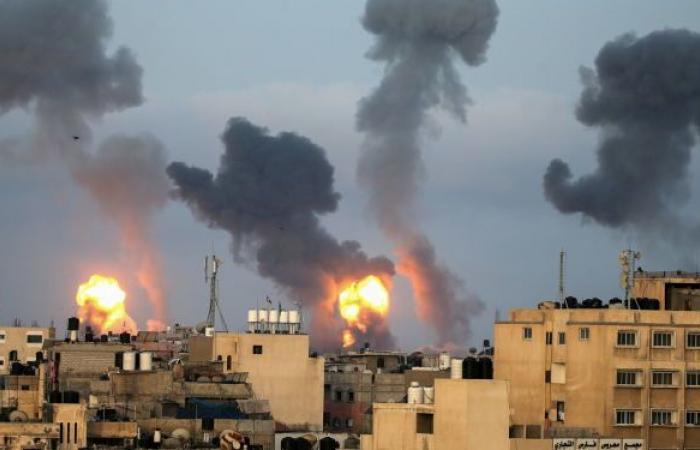 الأمم المتحدة: 10 آلاف فلسطيني اضطروا إلى الرحيل عن منازلهم في غزة جراء الهجمات الإسرائيلية