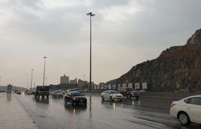 طقس ثالث أيام العيد.. أمطار رعدية ورياح على عدة مناطق