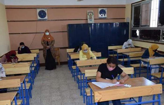 تعليم جنوب سيناء: 97 % أدوا امتحان الهندسة بالشهادة الإعدادية