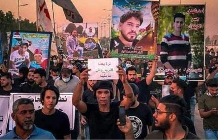 رفضا لعودة الاغتيالات.. متظاهرون يغلقون الشوارع والمباني الحكومية بالعراق