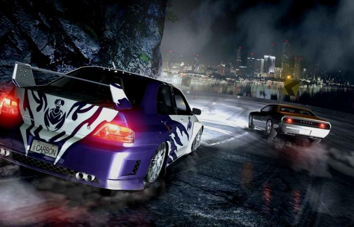 الأجزاء القديمة من سلسلة Need For Speed لم تعد متاحة على المتاجر.