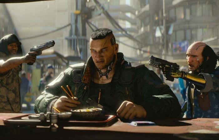 أرباح CD Projekt انخفضت بنسبة 65% بسبب إصلاحات Cyberpunk 2077