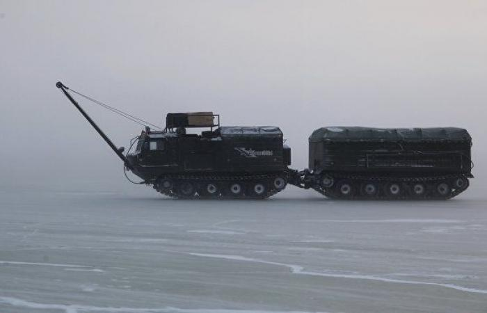 الخارجية الروسية: القطب الشمالي مجال واعد للتعاون مع الولايات المتحدة