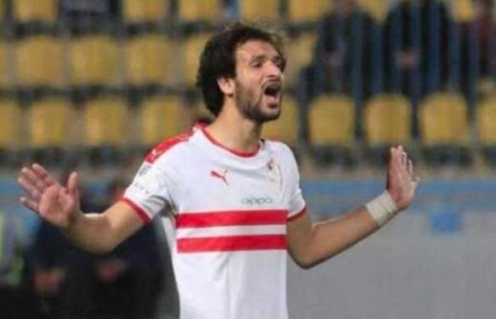 تعرف على آخر تطورات إصابة محمود علاء وموقف مشاركته في المباريات المقبلة للزمالك