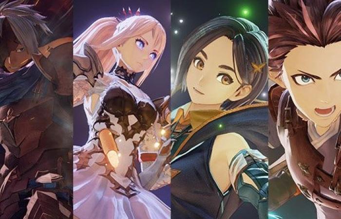 الكشف عن الشخصيات القادمة بلعبة Tales of Arise