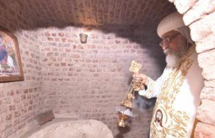 الكنيسة الأرثوذكسية تطلق النسخة الإنجليزية من موقعها الإلكترونى