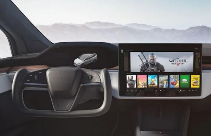 ِAMD تؤكد على تحديث سيارات Tesla Model S وX بكروت RDNA 2