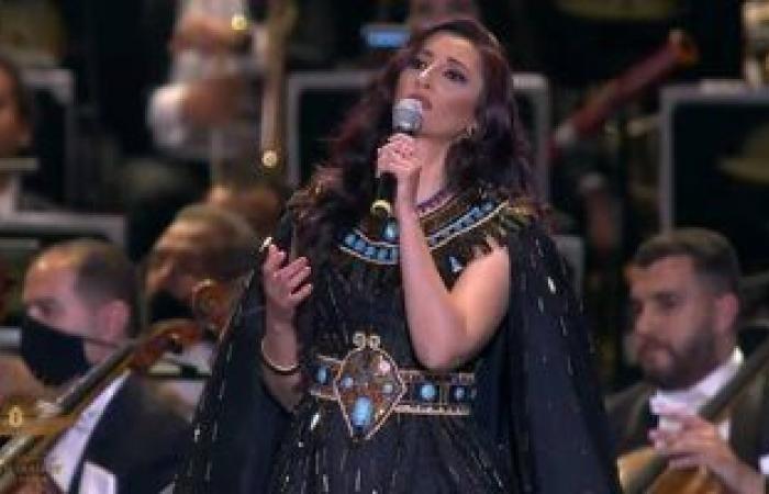 السوبرانو أميرة سليم: سيد درويش بداية تعارفي على المصريين وسعيدة بتعاوني مع والدتى
