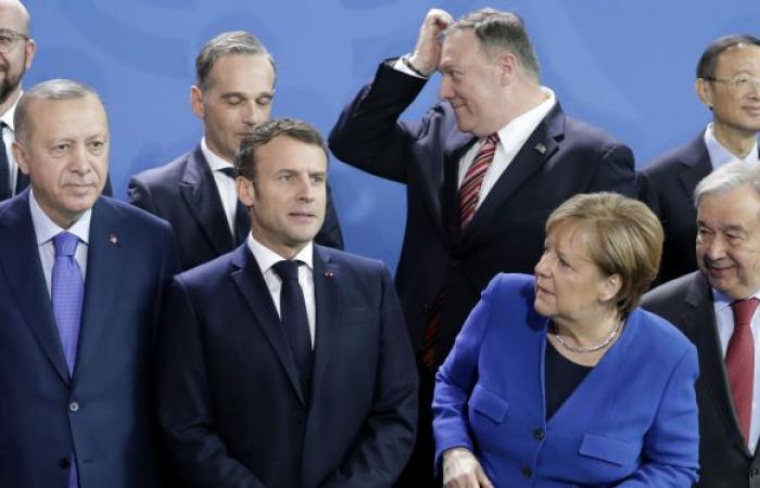 """تنظمه ألمانيا والأمم المتحدة... انطلاق """"برلين 2"""" حول ليبيا في 23 يونيو"""