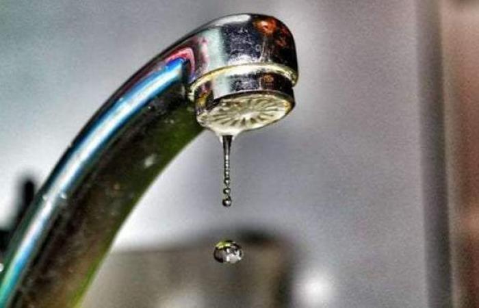 قطع المياه عن بعض المناطق بالجيزة لمدة 12 ساعة