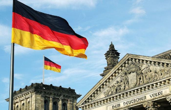 وفد ألماني إلى واشنطن لمناقشة مشروع الغاز الروسي الأوروبي