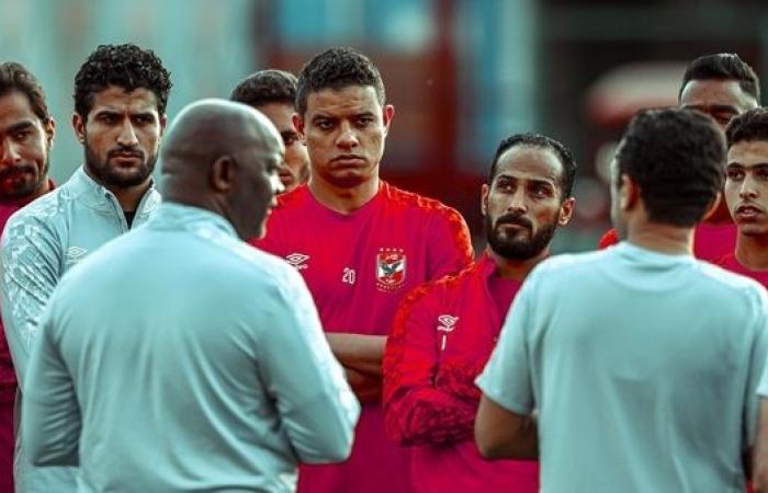 موسيماني يستقر على بديل أفشة أمام الترجي في دوري أبطال إفريقيا