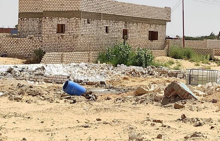 الجيزة تزيل 46 حالة تعدى على نهر النيل وأملاك الدولة بالواحات البحرية وأطفيح